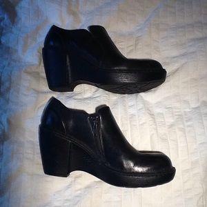 Born Shoes - 😍 Born black leather shoes